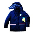 Postal Uniforms Letter Carrier Parka with Hood Unisex (Click Image to Zoom)